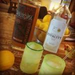 Happy Hour at the Farm... Organic artisan gin, ginger liqueur,…