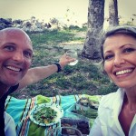 Bayside #picnic for our 8 year anniversary, here's to 8…
