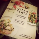 @marthastewart new book #cleanslate is AWESOME. I am inspired! Going…