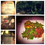 Amazing dinner last with @ellenkanner for an #eatwith dinner... Good…