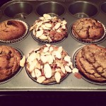 Banana Cranberry Almond Muffins with @gastronomisti #coconutflour #glutenfree #coffeebreak #healthyindulgence…