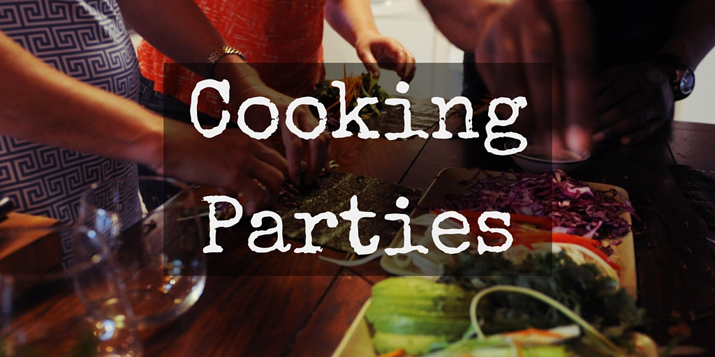Cooking Parties and Classes
