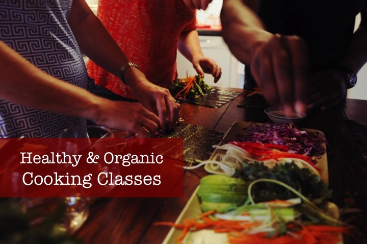 Vegetarian and Organic cooking class in Miami, Florida