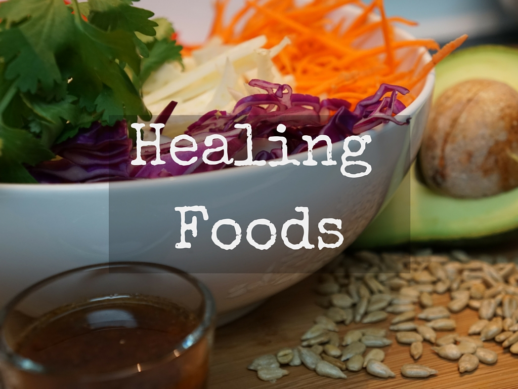 Healing Through Food