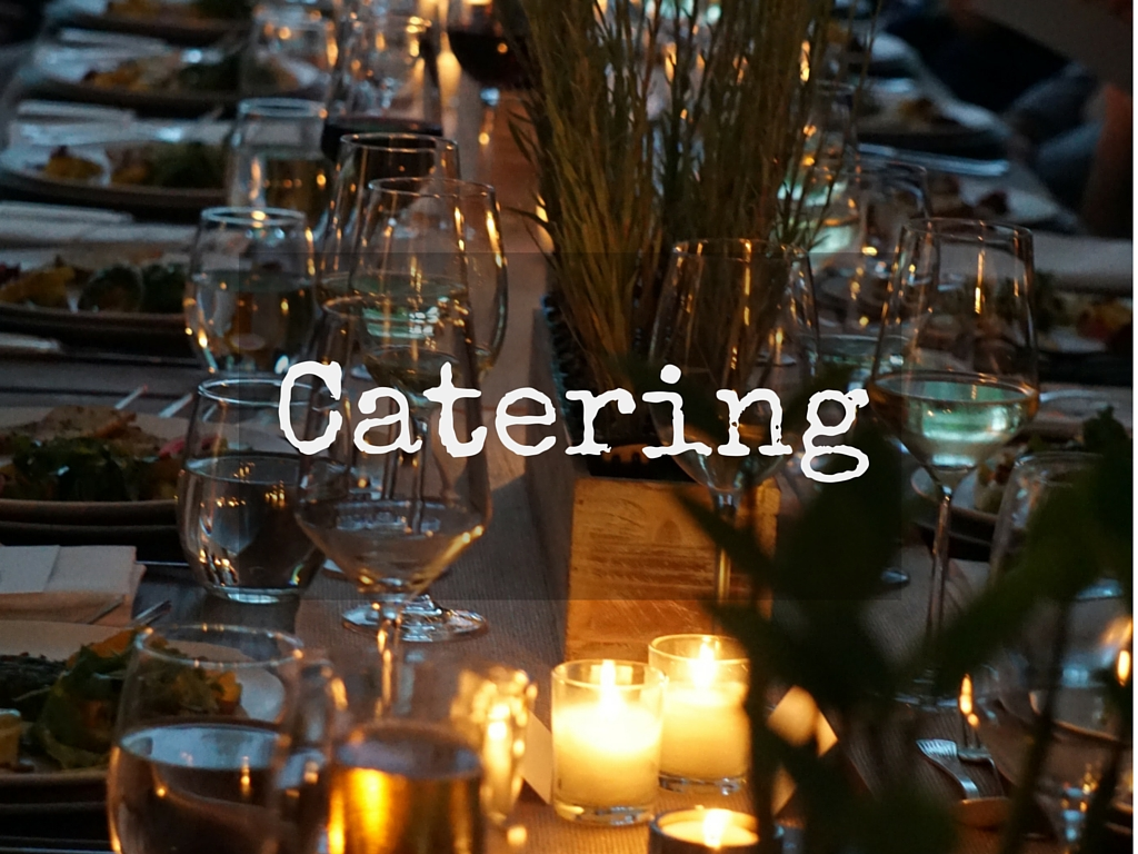 Boutique Catering in Austin