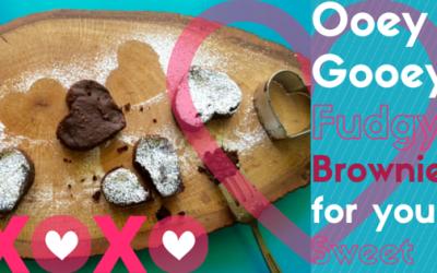 Gooey Fudgy Chocolate Hazelnut Brownies