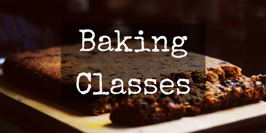 Baking Classes Austin