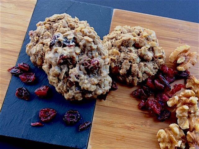 cinnamon tahini oatmeal cookies