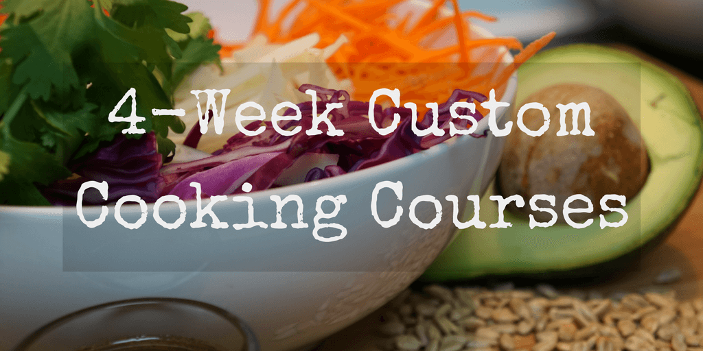 Custom Cooking Courses